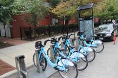 Bike Activation Spaces: Bike Sharing and Bike Parking