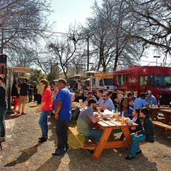 Food Truck Picnic Area