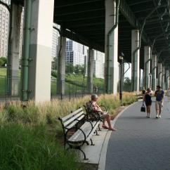New York City, New York, Hudson River Greenway